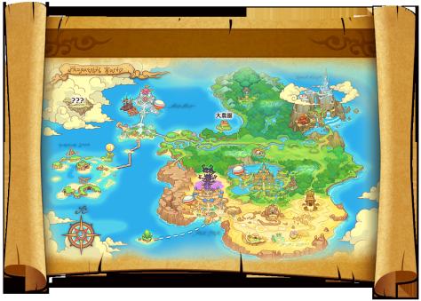 Castelia mapa
