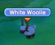 White woolie