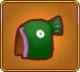 Fishy Green Hood