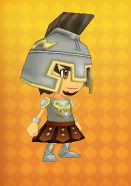 Gladiator Outfit Example