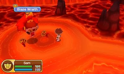 Blaze Wraith