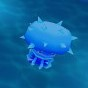 Spiked Jellyfish