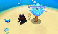 Sacred Water Tree