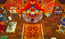 The Crowned Champion's House