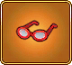 Red-Rimmed Glasses