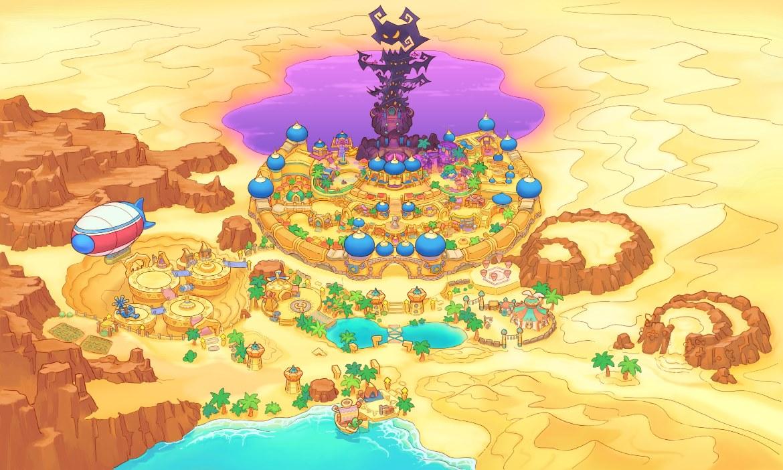 Fantasy Life World Map.Al Maajik Fantasy Life Wiki Fandom Powered By Wikia