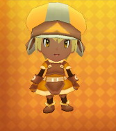 Sandy Armour Outfit Example