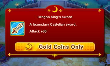 Dragon King's Sword