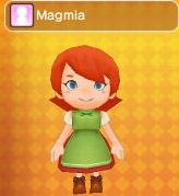 Magmia-ingame