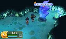 Water Wingstone