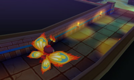 Flame Moth Location