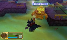 Gilded Golem