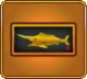 Golden Swordfish Print