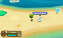 Fantasy Life Spirit of Wind