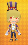 Gaudy Outfit Example