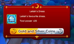 Leilah's Dress