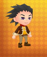 Duelling Outfit Example