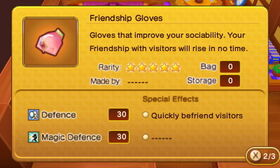 Friendship Gloves