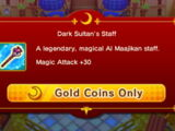 Dark Sultan's Staff