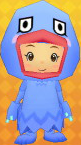 Fluffkin Costume