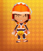 Inferno Armour Outfit Example