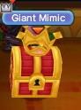Giant mimic