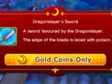 Dragonslayer's Sword