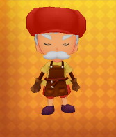 Artisan's Outfit Example