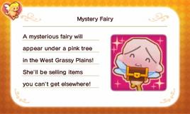 Mystery Fairy Bliss
