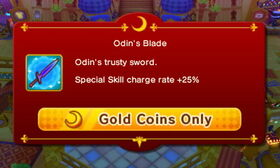 Odin's Blade