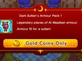Dark Sultan's Armour Pack 1