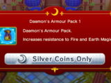 Daemon's Armour Pack 1