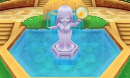 Goddess Statue in Castele Square