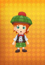 Highland Outfit Example