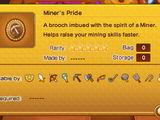 Miner's Pride