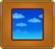 Blue Sky Wall