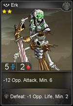 Erk card level 2