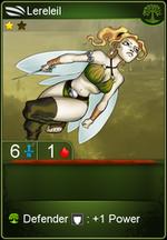 Lereleil Card level 1