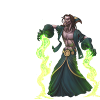 Baldur Gerhold full level 2