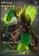 Bulza card level 5