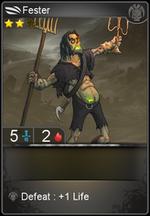 Fester card level 2