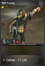 Fester card level 1