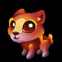 Jackal-Lantern Baby
