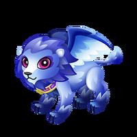 Sapphire Sphinx Juvenile