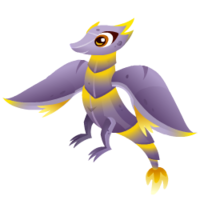 Terradactyl Juvenile