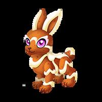 Gingerbread Bunny Juvenile