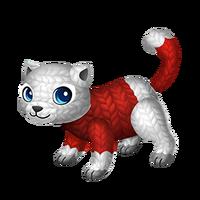 Knitten Kitten Adult