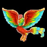 Paradise Parrot Adult