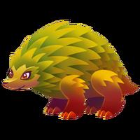 Harvest Hedgehog Adult