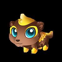 Honey Badger Baby